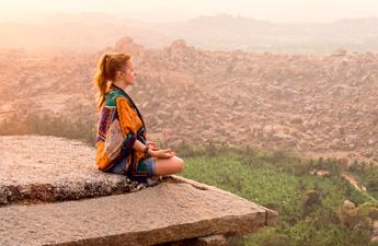 Viaje a la India con yoga